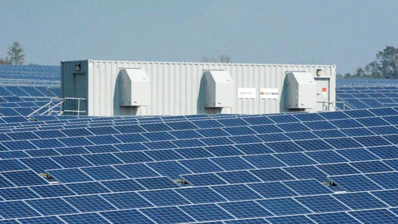 105 MW solar plant comes online in Jordan | Global Power Journal