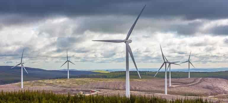 E ON starts construction on Peyton Creek wind farm in Texas