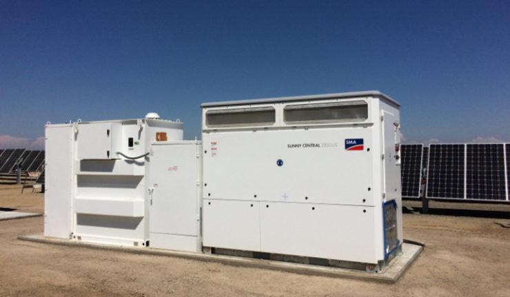 Sacramento Airport installs SMA Inverters harness solar